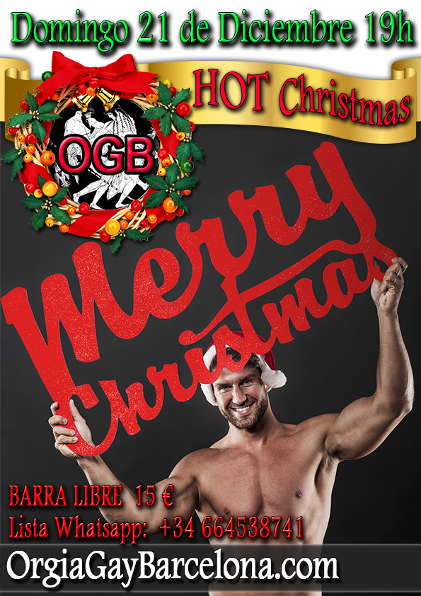 OGB HOT Christmas  – Domingo 21 de Diciembre 2014 – 19:00 hrs